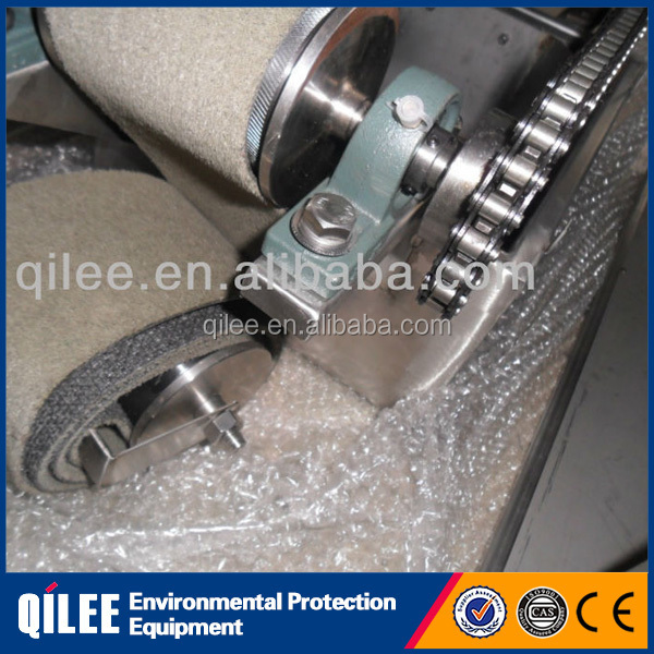 customization automatic stainless steel oil skimming equipment