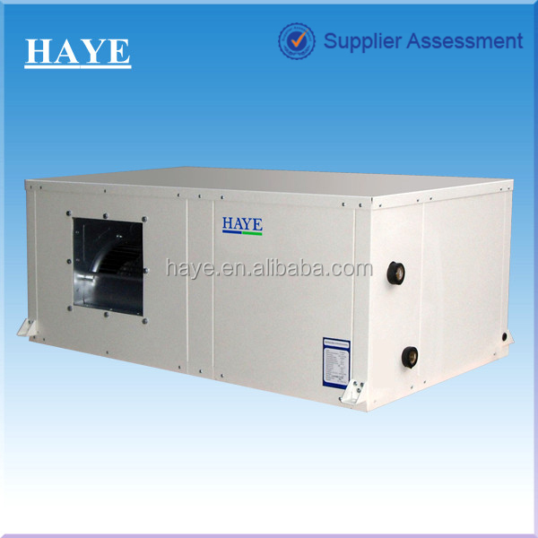 Packed water source heat pump for cooling & heating