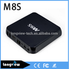 Amlogic S812 2G/8G Quad Core Google TV Box 5g Wifi Google H.265 4K Android Quad Core OTT TV Box M8S
