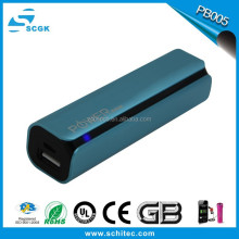 2015 good quality & quantity 2000mah portable car battery charger price power bank for tablet pc