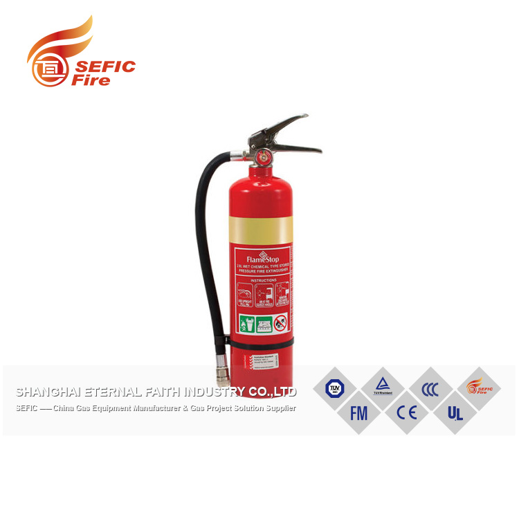 Large Production Fire Extinguisher China Supplier Co2 Fire Extinguisher