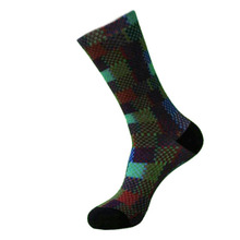 Top fashion special design 3D printing socks directly sale