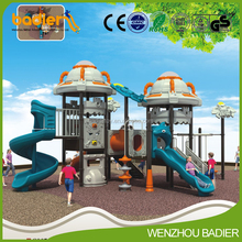 Hot funny kids used amusement park outdoor playground equipment