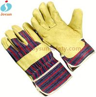 Wholesale wet applications leather sailing gloves