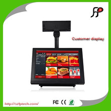 2016 hot sell Brand new restaurant android 15 inch Touch Screen pos machine All in One for retail
