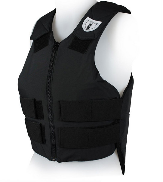 soft and flexible safety body protector clothing for competition or leisure horse riders