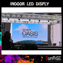 Best Price!!!SMD P5 full color Indoor Led Display 2014 China New Bar Graph Product P6 Indoor led dis play for Wedding/stage