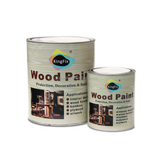 Guangdong supplied waterproofing deco white wood furniture paint