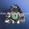 Fashion Crystal Gift Crystal Table Clock