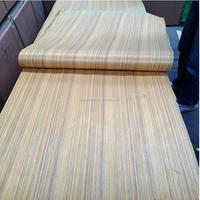 engineered wood veneer/recon face veneer for furniture plywood block board