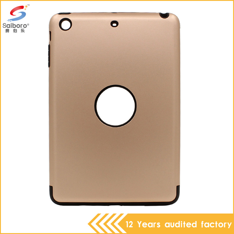 Supply tpu pc soft case shockproof unique design case for ipad mini 3