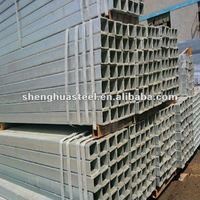 2012 high quality square steel tube in China