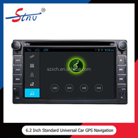 Android 4.4 2 Din Car MP4 Player With DVD Player/Bluetooth/WIFI/SWC