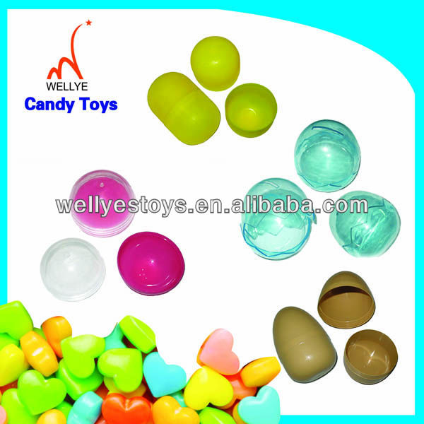 High Quality Toy Vending Machine Plastic Capsules