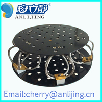 High Quality Wire Rope Vibration Platform