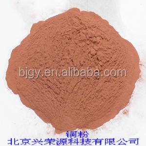 Electrolysis Copper powder for conductive material
