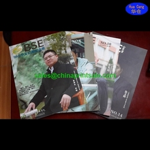 Digest Magazine Printing Sewing Binding Full Colour Printing Magazines