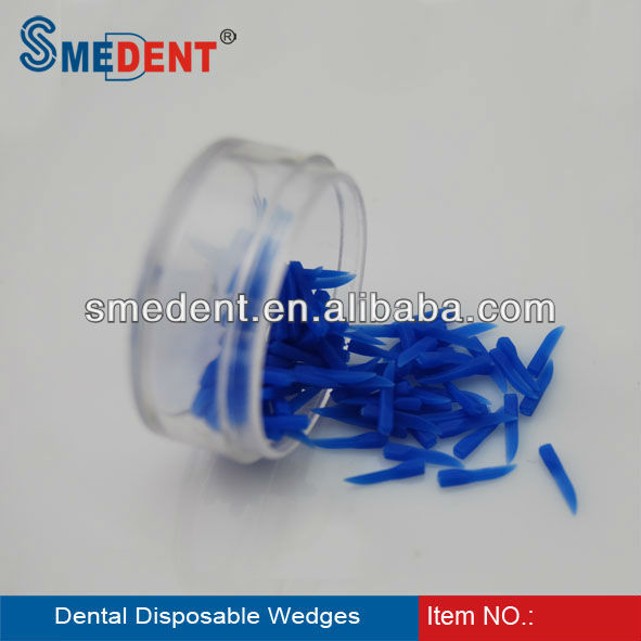 Dental Disposable Wedges With Dental Instruments Matrix Band