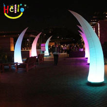 best price decorative lighted wedding columns