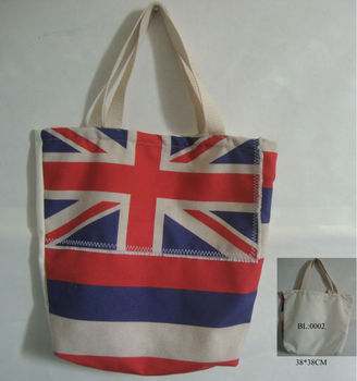 Wholesale Nylon foldable shopping bag