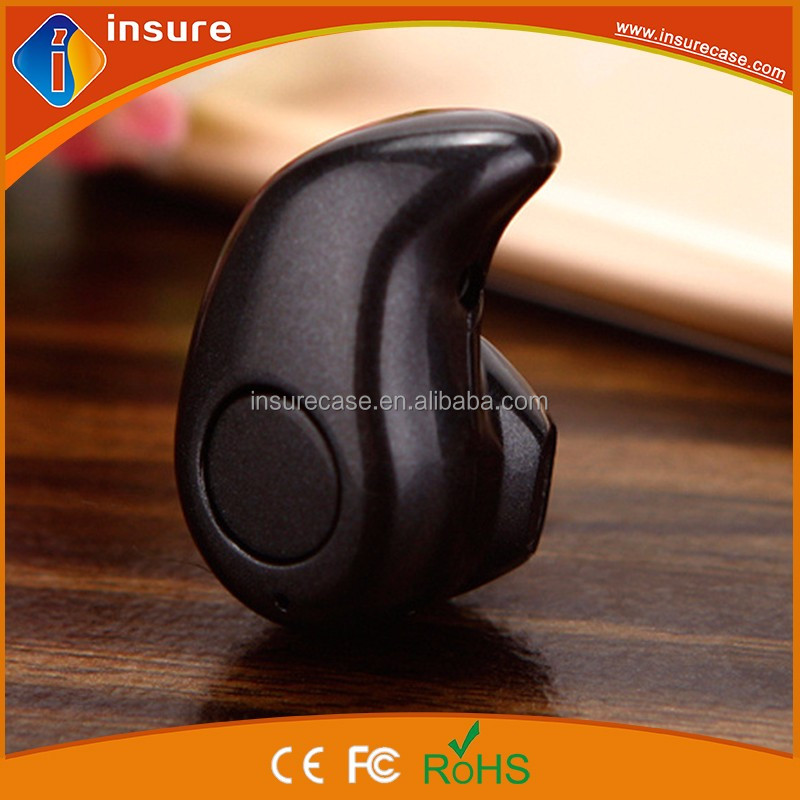 2015 hot Mini Wireless Stereo Bluetooth In-ear Headset S530