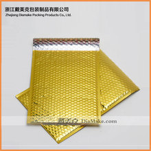 aluminum foil mailing bag custom logo printed glamour padded envelopes self adhesive air bubble courier bags