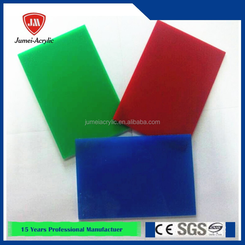 PMMA / Plexiglass /colorful decorative acrylic panels
