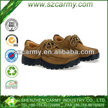 2013 New Men's Leisure Style Cow Genuine leather Surface and Anti-slip Rubber Sole Shoes