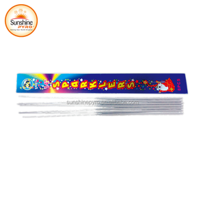 Buy Fireworks Online14 inch Handheld Smokeless Wholesale Magic Golden Stick Sparklers Fireworks
