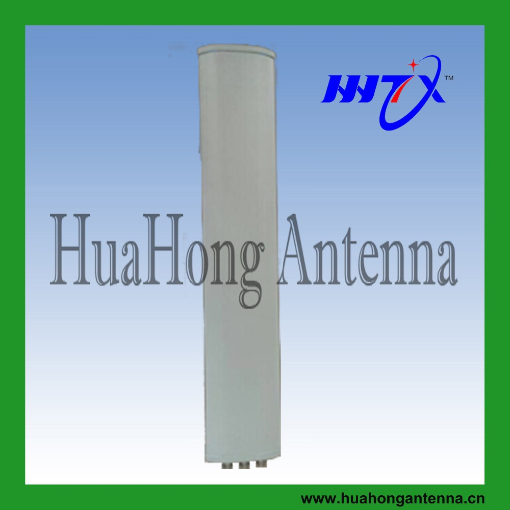 2.4G MIMO Directional Panel Antenna 3*12 dBi 3-N Female Connector