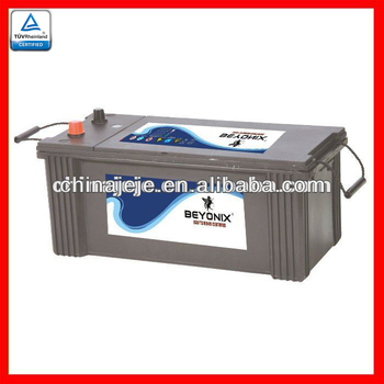 Car Storage Battery/Dry Car Battery 145G51 12V150AH