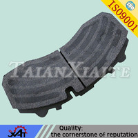 High quality auto spare parts brake pad company