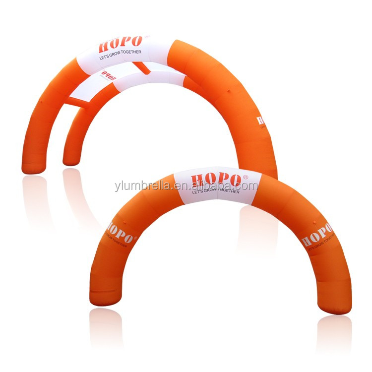factory OEM inflatable arches and tent for hope outdoor promotion