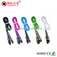 High Quality Double Micro USB Cable