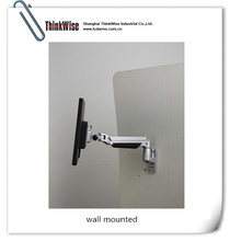 ThinkWise S113 aluminum swivel arm wall mount