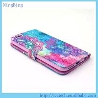 2105 fashion colourful dual smart view flip cover for oppo r1001