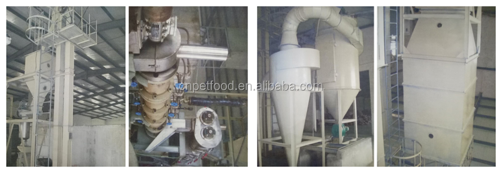 Bulk Dry Cat Food Factory