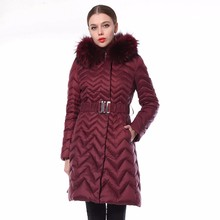 Wholesale High Quality European Style Winter Waterproof Jackets For Women