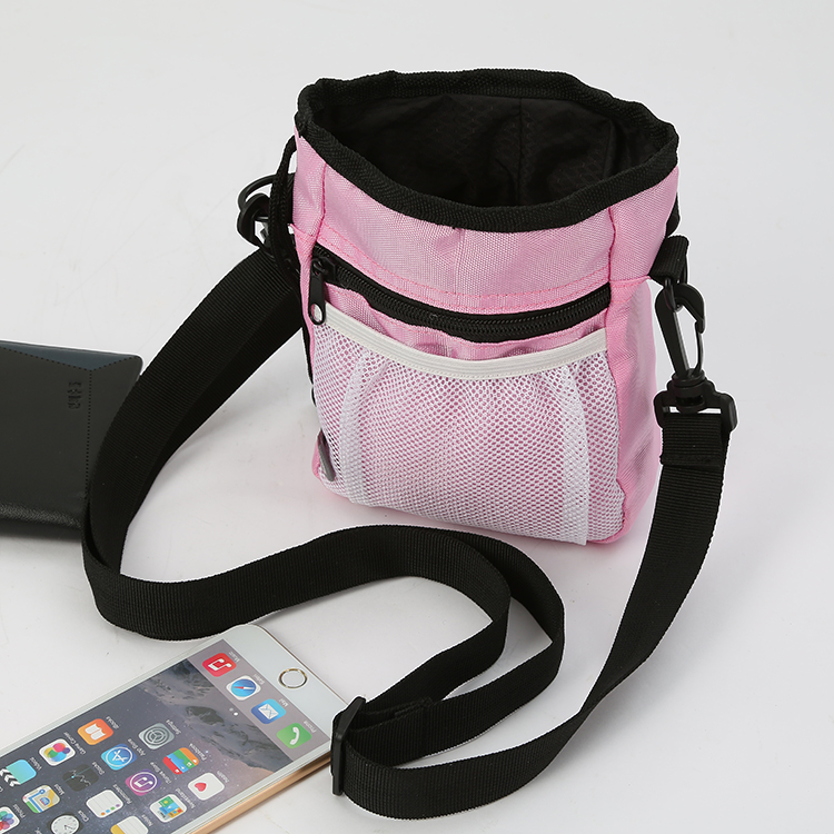 Waterproof Pet Training Bag Pouch To Carry Dog Treat Pouch Pet Training Waist Bag