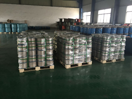 high carbon ungalvanized and phosphatized steel wire