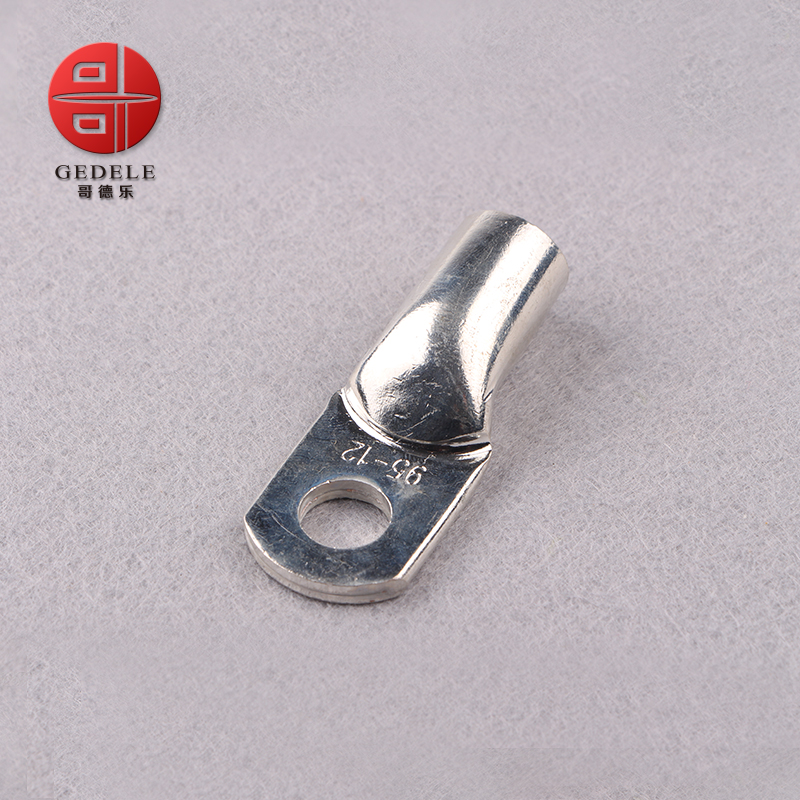 SC(JG)-95mm Copper Tube Lugs Terminal Cable Wire Spade Lugs