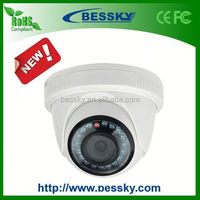 2014 Factory Hot Selling Plastic IR Dome Camera Home Security CCTV Camera cnb dome camera