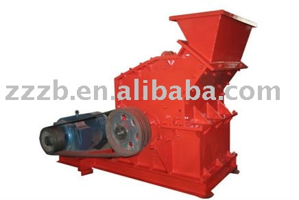 2011 good impact fine crusher for sand producing