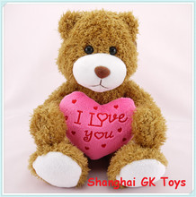 Plush Valentine's Day Large Stuffed Teddy Bear