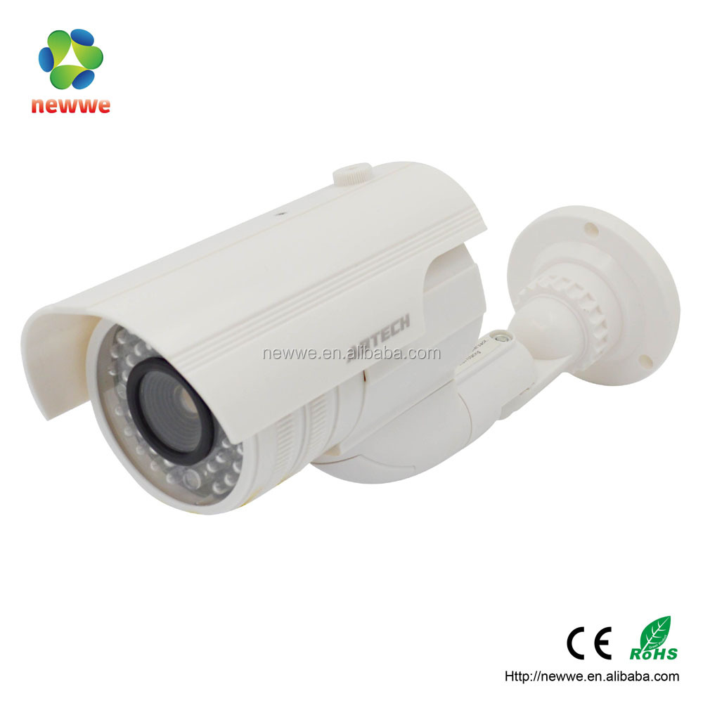 outdoor battery operated wireless dummy cctv security fake ir ip camera