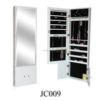 Hot selling New style classical Customized Ikea Jewelry Cabinet Mirror