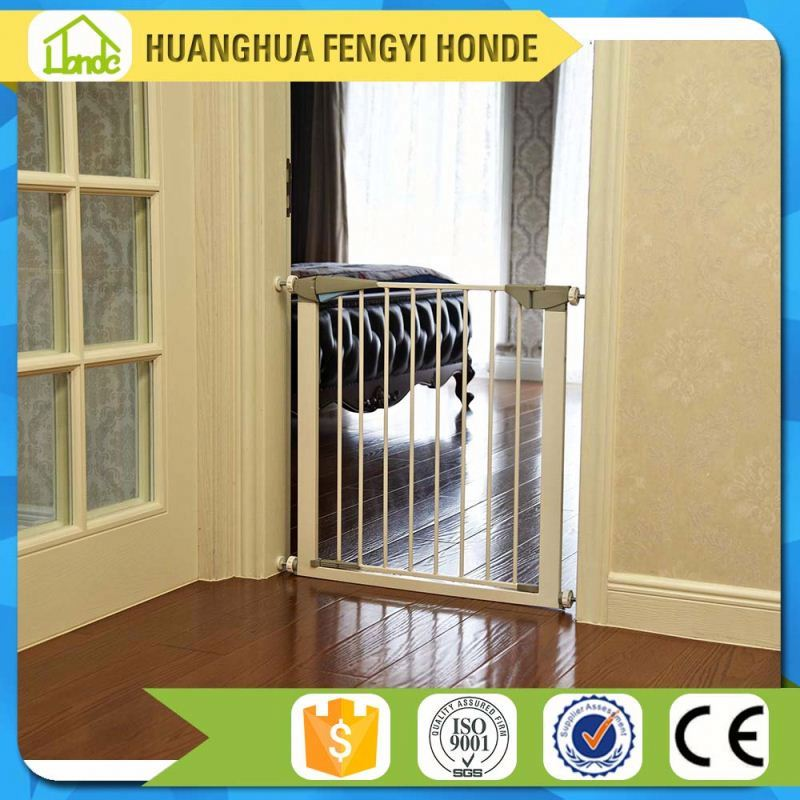 Golden Supplier Suitable Pet Safety Gate/Indoor Dog Gates