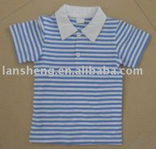 baby 100%cotton boys short sleeve t-shirts