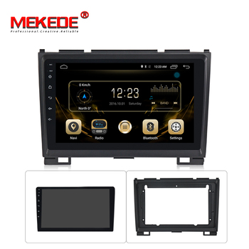 "MEKEDE Free Shipping 9"" Full Touch 4g LTE Android 8.1 Quad Core Car DVD Multimedia Player for Great Wall H5 H3 WIFI GPS radio"
