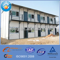 China modular kit houses for temporary office, camp house, labor house